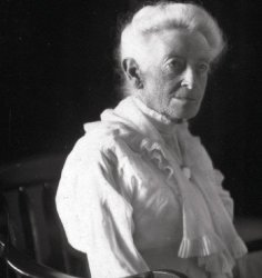 Photograph of Ellen Browning Scripps
